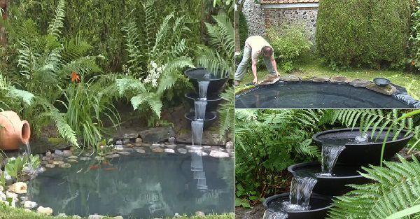 Spray Lining My Pond Garden Pond Forums