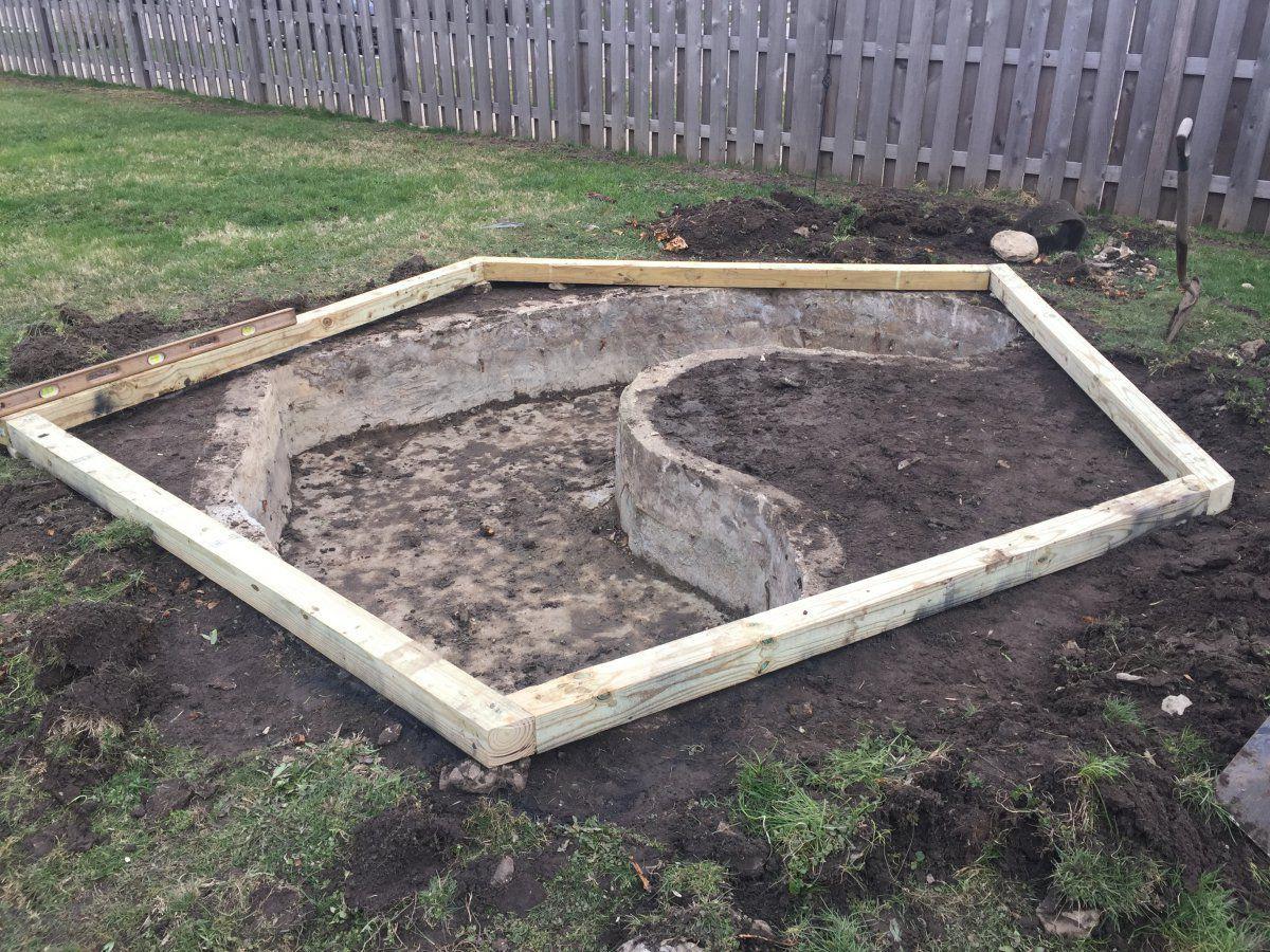 New koi pond build any assistance garden pond forums for Koi pond forum