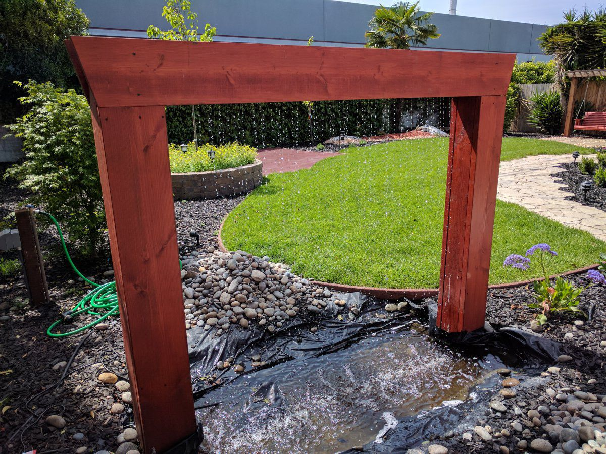 Setting up a shallow pond for goldfish garden pond forums for Shallow garden pond