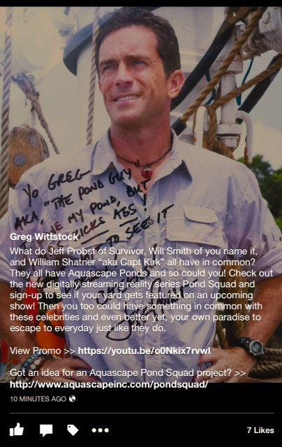Jeff Probst Survivor Poster.JPG
