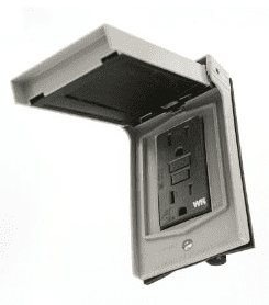 outdoor power outlet keeps tripping | Garden Pond Forums
