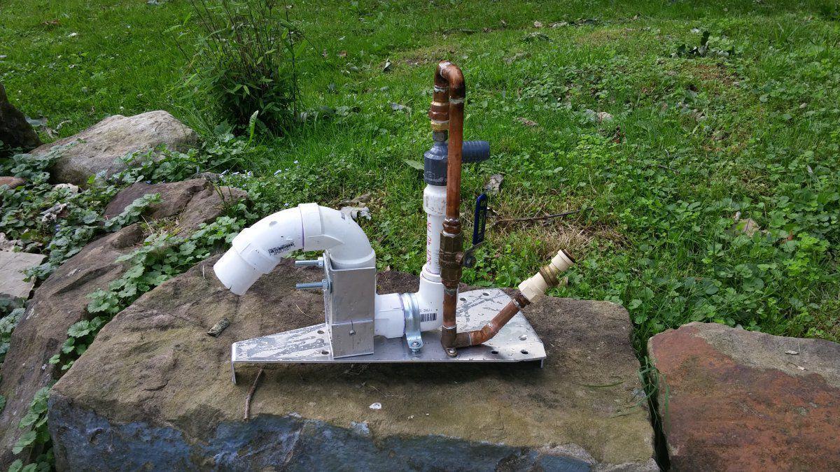 Build your own pond vacuum zef jam for Koi pond venturi